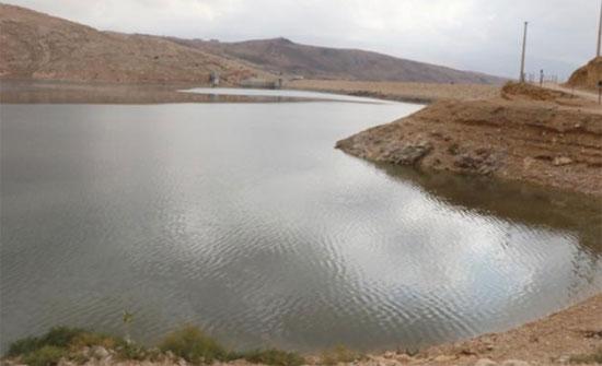 العثور على جثة الغريق داخل مياه سد الملك طلال