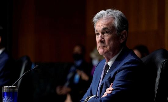 رئيس مجلس الاحتياطي الفيدرالي الأمريكي: اقتصادنا يواجه مخاطر كبيرة بسبب كورونا