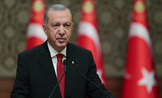 أردوغان معلقا على الانتخابات السورية: باقون في سوريا إلى أن ينال شعبها الحرية