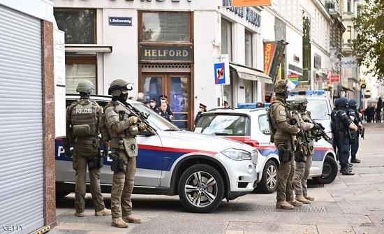 النمسا.. مداهمة أكثر من 60 موقعا في إطار مكافحة الإرهاب