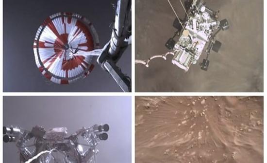 ناسا تنشر أول مقاطع صوتية من المريخ .. شاهد