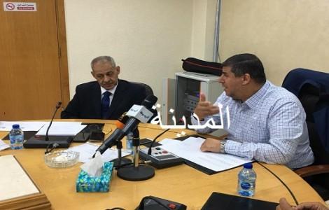 شاهد بالفيديو  والصور : اجتماع لجنة فلسطين بنقابة الاطباء لتقديم الدعم لمستشفى المقاصد في القدس