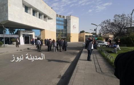 بالصور : تأجيل انتخابات نقابة الصحفيين للأسبوع المقبل لعدم اكتمال النصاب