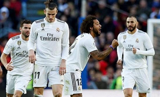 29 إصابة تنهش جسد ريال مدريد