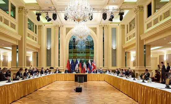 في فيينا.. مباحثات روسية أميركية حول الاتفاق النووي