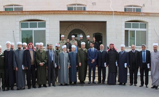 الإفتاء العسكري تحتفل بيوم الوفاء للمتقاعدين العسكريين