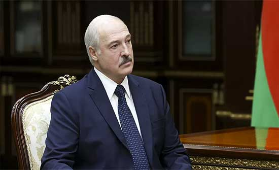 رئيس بيلاروس يعلن توقيف مجموعة مدعومة من واشنطن خططت لاغتيال أبنائه