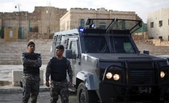 احباط مخطط ارهابي يستهدف مبنى مخابرات اربد