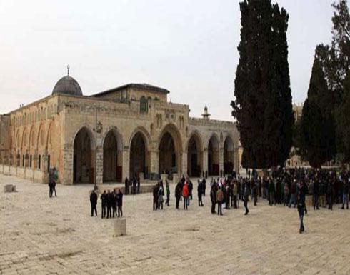 """وزير إسرائيلي يدعو لإقامة """"الهيكل"""" على أنقاض """"الأقصى"""" رداً على مقتل مستوطن"""