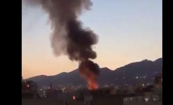 المسلسل مستمر.. انفجارات قوية تضرب غرب طهران