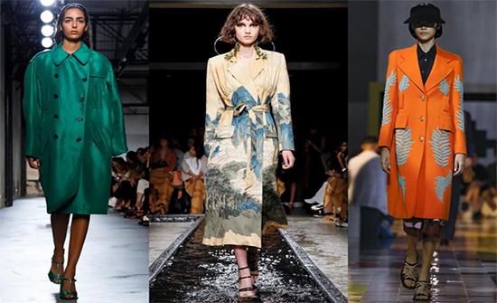 صور : معاطف موديلات ربيع 2020 من أسبوع الموضة في ميلانو