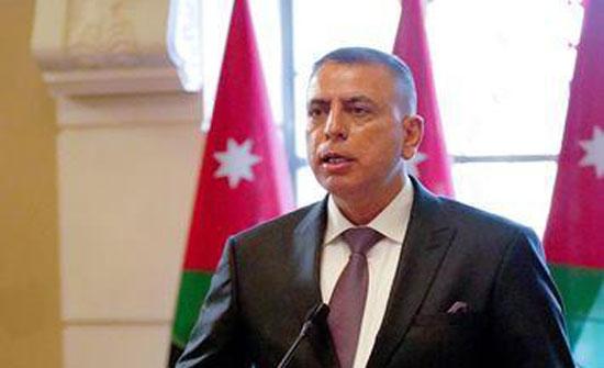 وزير الداخلية : الغاء الاستثناءات الممنوحة سابقا للدخول عبر مركز حدود العمري