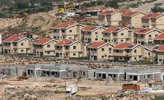 السلام الآن: إسرائيل تدفع بالاستيطان في منطقة E1 شرق القدس المحتلة