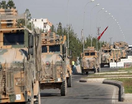 """تنتهي مرحلتها الأولى قريبا.. الأتراك يتحدثون عن حصيلة أيام من """"نبع السلام"""" بسوريا"""