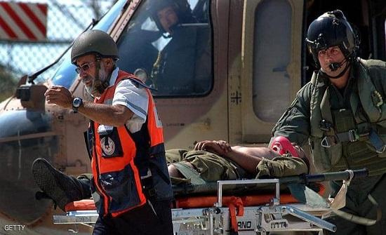 من المسافة صفر.. حجر يقتل جنديا إسرائيليا في الضفة