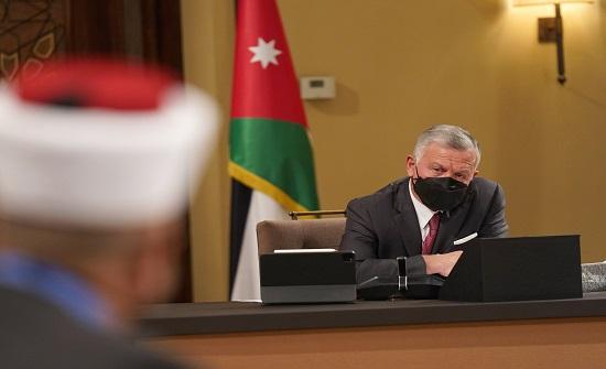 الملك يلتقي رئيس وأعضاء مجلس إدارة صندوق الزكاة