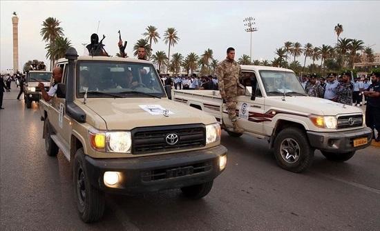 """الجيش الليبي: اعتقالات وسطو مسلح لـ""""الجنجاويد""""في """"سوكنة"""""""