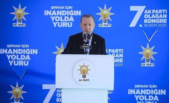 أردوغان: ثلاثي مينسك يدعم أرمينيا بالسلاح