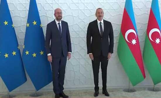 رئيس أذربيجان: الصراع العسكري مع أرمينيا في قره باغ انتهى