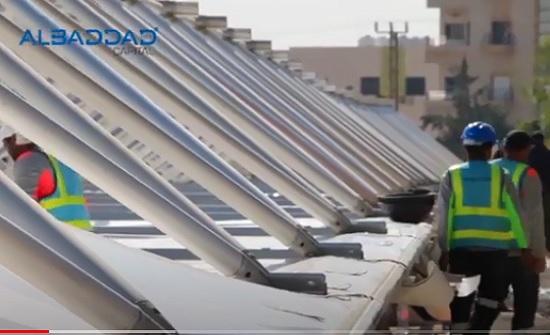 بالفيديو : تعرف على مستشفى الامير حمزة الميداني الذي تقيمه البداد كابيتال