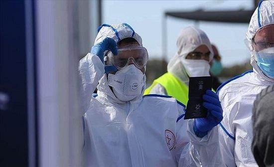 إسرائيل تسجل وفاة واحدة و144 إصابة جديدة بكورونا
