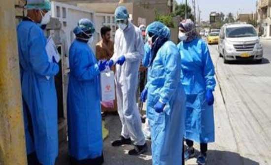 الصحة العراقية: نواجه ارتفاعا غير مسبوق في الإصابة بفيروس كورونا