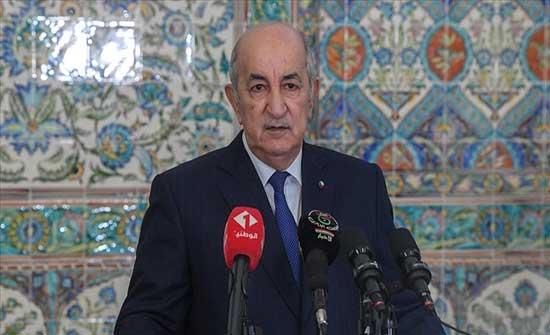 رئيس الجزائر يوجه الأجهزة المعنية بتأمين الانتخابات النيابية