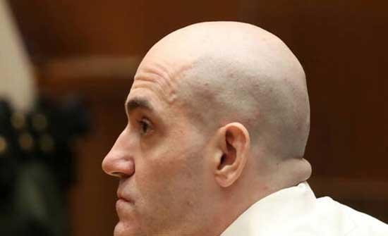 """الحكم بالإعدام على """"سفاح هوليوود"""" بعد إدانته بجرائم قتل"""