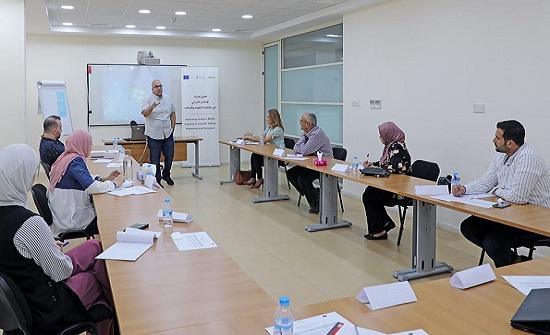 صحفيون يشاركون بدورة عن تعزيز قدرات الإعلام في مكافحة التطرف والإرهاب