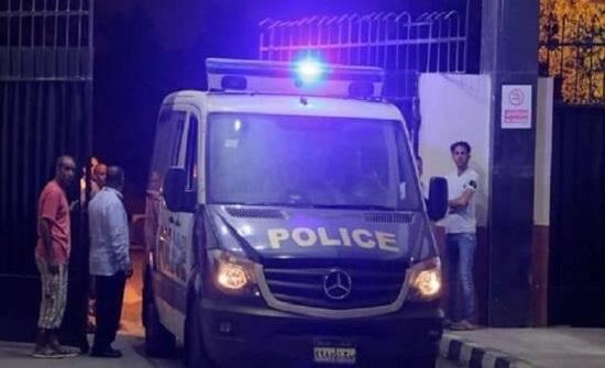 انتحار مصرية قفزت من الدور الـ14 بالإسكندرية