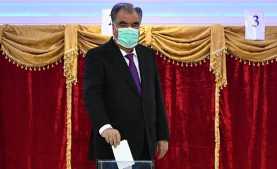 اللجنة المركزية للانتخابات في طاجيكستان تعتبر الانتخابات قد تمت