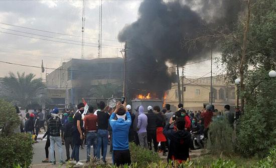 العراق.. شرطة البصرة تعلن حالة التأهب القصوى