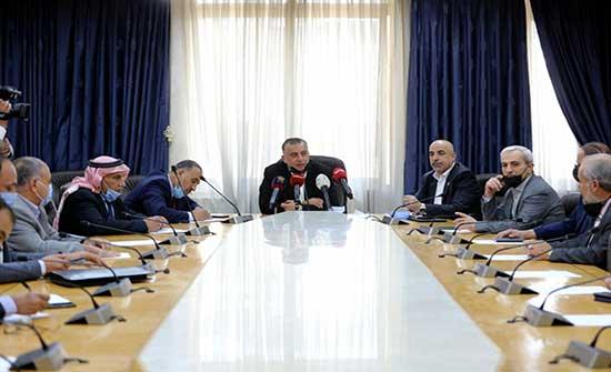 فلسطين النيابية تؤكد على الوحدة الوطنية وتحذر من العبث بها