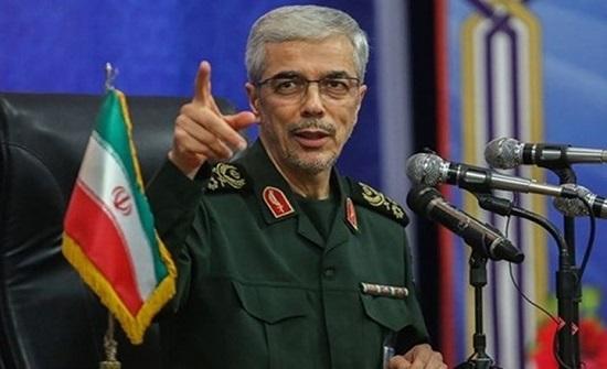 "إيران تقصف شمال العراق وتقول إنها دمرت مقار جماعات ""معادية"""
