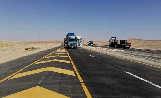 إعادة فتح تحويلة جرف الدراويش على الصحراوي