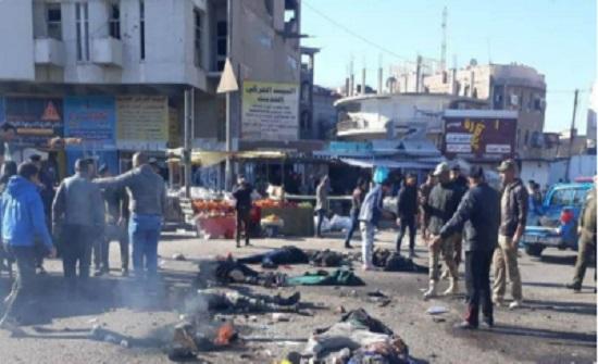 معلومات جديدة عن مجزرة بغداد.. تحايل أحد الانتحاريين