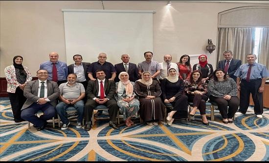 جامعة إربد الأهلية تشارك في الاجتماع التشاوري الأول لأساتذة القانون الدولي لللاجئين