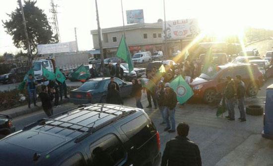 فيديو جبران باسيل المسرب يثير احتجاجات وإغلاق للطرقات في بيروت -(صور وفيديو)