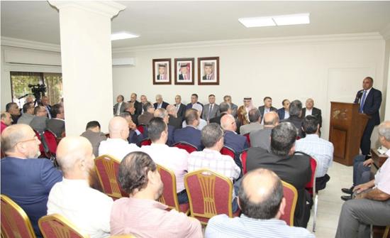 أمين عمان : مليون و 250 ألف راكب إستخدم باص عمان