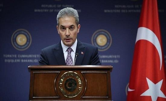 """أنقرة ترفض تصريحات ماكرون عن """"تدخل"""" تركي في الانتخابات المقبلة"""