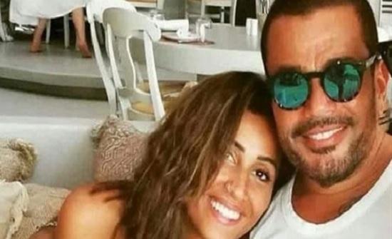 عمرو دياب ودينا الشربيني.. علاقة حب غامضة بين أخبار الزواج والحمل والإنفصال غير المؤكد