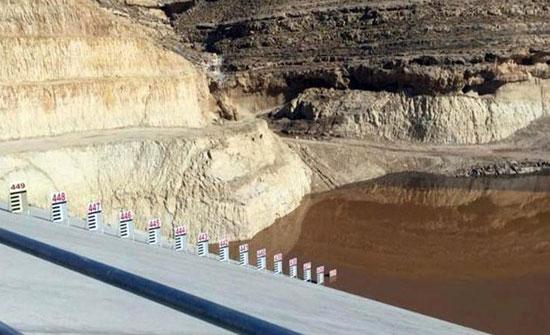 الإنتهاء من أعمال اعادة تاهيل وإنشاء جسور زرقاء ماعين