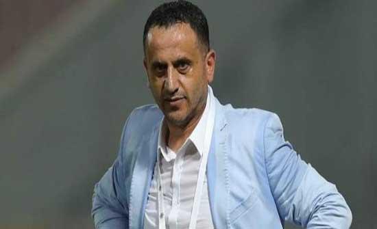 الفيصلي يرفض استقالة حسام السيد
