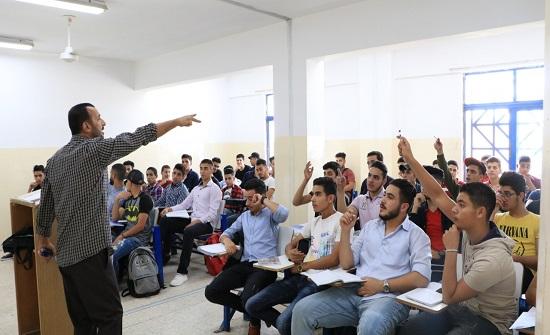 جامعة الزرقاء تستقبل المئات من طلبة التوجيهي