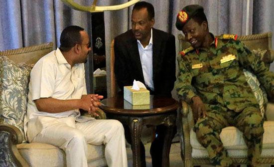 إثيوبيا: عودة الحوار بين التغيير والانتقالي السوداني