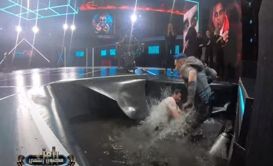 إغراق رامز في المياه.. هذا ما فعله الشناوي في مقلب اليوم .. بالفيديو