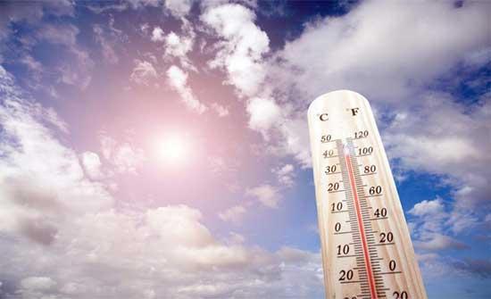 الاحد : ارتفاع إضافي على درجات الحرارة