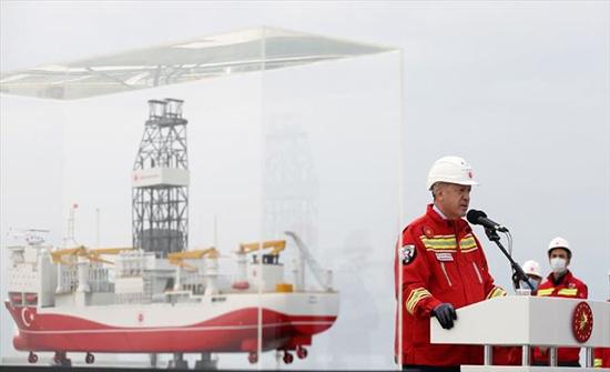 أردوغان: الغاز المكتشف بالبحر الأسود كاف لسد حاجتنا أعواما