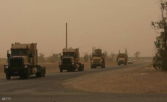 بعد قصف التاجي.. انفجارات تهز قاعدة سبايكر العراقية