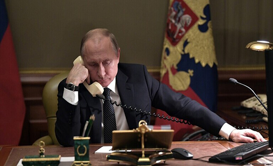 بوتين يعرب عن استعداد بلاده للعمل مع أي رئيس أمريكي مقبل يثق فيه شعبه